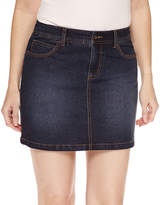 ST. JOHN'S BAY Solid 5 Denim Skorts