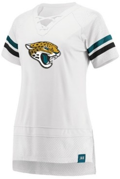 Majestic Women's Jacksonville Jaguars Draft Me T-Shirt