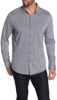 Raffi Stripe Button Down Shirt