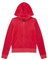 Juicy Couture Collegiate Logo Hoodie