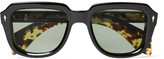 Hopper - + Jacques Marie Mage Taos Square-frame Acetate Sunglasses