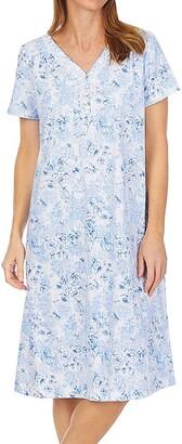 Carole Hochman Women's Short Sleeve
