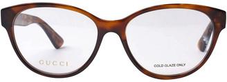 Gucci Gg0633o Havana Glasses