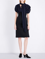 Jacquemus La Robe Madame wool dress