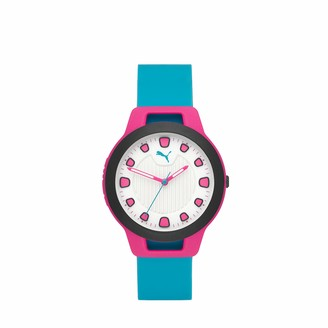 Puma Women's Reset Quartz Watch with Stainless-Steel-Plated Strap