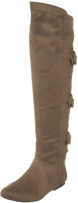 Not Rated Women's Wrapped Up Over-the-Knee Boot