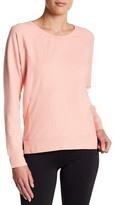 Zella Luxe Sport Sweatshirt
