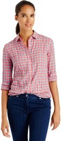 J.Mclaughlin Lois Shirt in Plaid