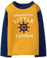 Crazy 8 Grandmas Little Captain Tee