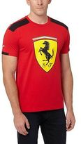 Puma Ferrari Big Shield T-Shirt