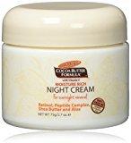 Palmers Cocoa Butter Formula Moisture Rich Night Cream, 2.70 oz