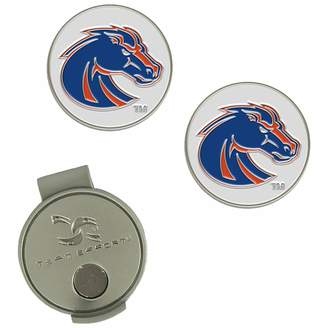 Unbranded Boise State Broncos Hat Clip & Ball Markers Set