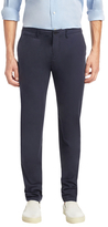 Burberry Flat Front Chinos