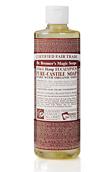 Dr. Bronner's Organic Lavender Castile Liquid Soap 236ml