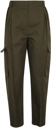 Alexander McQueen Side Cargo Pocket Trousers