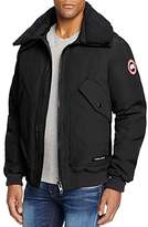 Canada Goose Bromley Aviator Shearling Collar Down Jacket