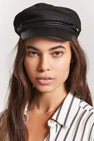 Forever 21 Wool-Blend Cabby Hat