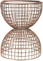 Pols Potten Wire Diabola Table - Copper