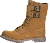 Timberland DBL Strap Women US 7 Tan Boot