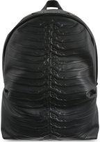 Alexander Mcqueen Skull Leather Backpack