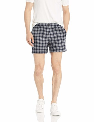 "Goodthreads Men's 5"" Inseam Linen Cotton Short"