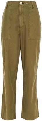 Rag & Bone Cotton-twill Straight-leg Pants