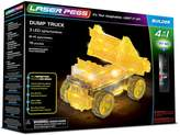 Laser Pegs 4-in-1 Dump Truck Kit