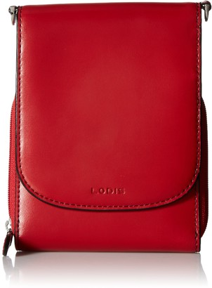 Lodis Audrey RFID Reese Wallet On String