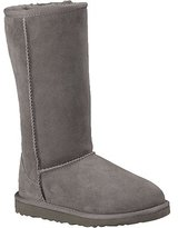 UGG Classic Tall Youth US 1 Gray Winter Boot UK 13