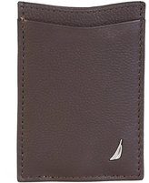 Nautica Milled Credit Card & Money Clip