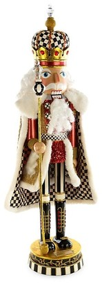 Mackenzie Childs Nutcracker King Figurine