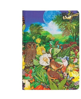 Paperblanks Midi Lined Journal Moon Garden