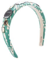 Missoni Mirrored Printed Headband