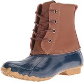 Western Chief Women's Four-Eyelet Duck Snow Boot