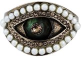 Alexander McQueen eye ring