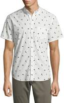Life After Denim Men's Tidal Cotton Sportshirt