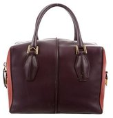 Tod's D-Styling Bauletto Piccolo Satchel