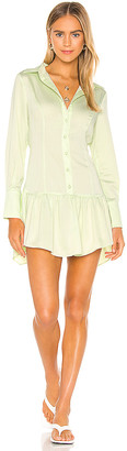 GRLFRND Malcolm Button Down Dress