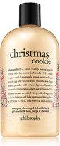 philosophy Christmas Cookie Shampoo, Shower Gel & Bubble Bath