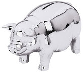 Reed & Barton Classic Plated Piggy Bank