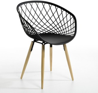 Am.pm. Cameo Contemporary Cut-Out Dining Chair