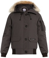 Canada Goose Chilliwack fur-trimmed down bomber jacket