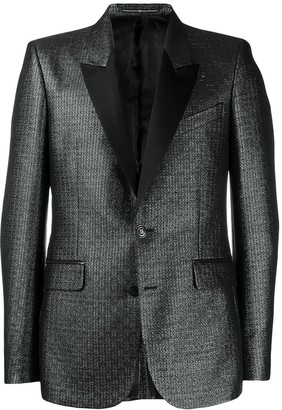 Givenchy fitted smoking blazer