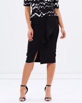 Oxford Rosa Ruffle Skirt