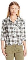 Pendleton Women's Petite Frankie Plaid Shirt