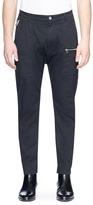 Helmut Lang 'Carabiner' twill pants
