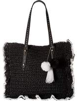 Jessica Simpson Kalie Straw Handbags