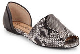 Splendid Akron Peep-Toe Flats
