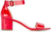 MICHAEL Michael Kors Lena sandals - women - Leather - 6
