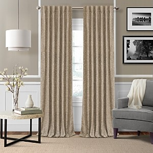 Elrene Home Fashions Colton Textured Blackout Curtain Panel, 52 x 84